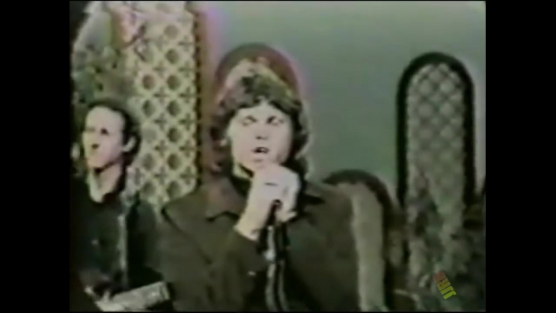 THE DOORS - Break On Through (To The Other Side) (1967-01-01 - Shebang, KTLA-TV Channel 5, Los Angeles, CA, USA)