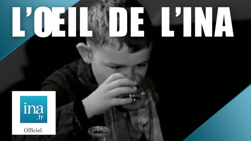 1956 Interdiction de lalcool dans les cantines scolaires | Loeil de lINA