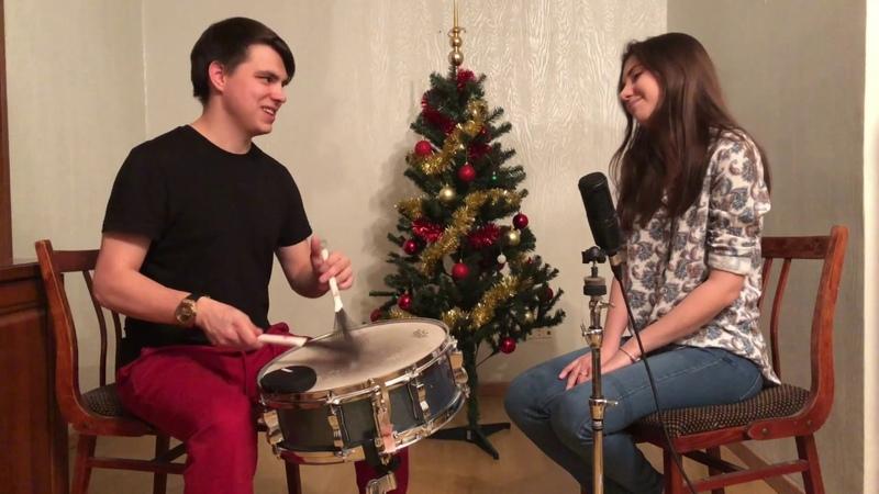 I Got Rhythm cover by Daria Kaluzhena and Vitaliy Epov