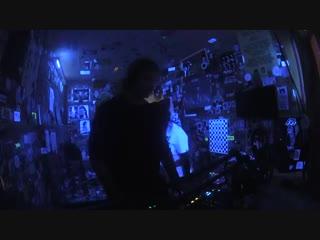 Closing off black light radio (red light radio) for amsterdam dance event