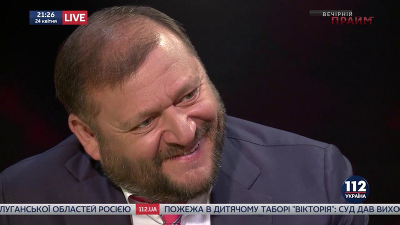 Михаил Добкин: Янукович просил Яроша не захватывать его дом в Межигорье