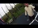Funny Badminton Sony Action Cam