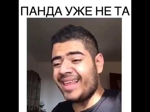 ПАНДА/УЖЕ НЕ ТА(ПАРОДИЯ)😂