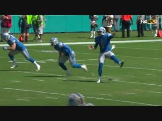 NFL 2018-2019 / Week 07 / CG / Detroit Lions - Miami Dolphins / EN