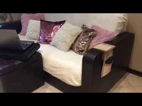 Декор для дома с товарами из FIX PRICE! ПОДНОС ОРГАНАЙЗЕР НА ПОДЛОКОТНИК! home decor DIY