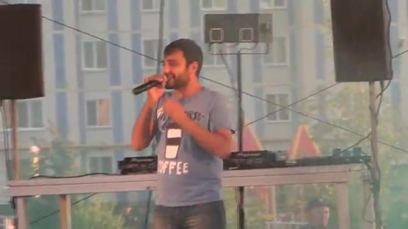 Shamil Beshliev.День молодёжи - бьется сердце 26.06.2016 (Нижнекамск)