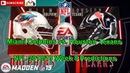 Miami Dolphins vs. Houston Texans | NFL 2018-19 Week 8 | Predictions Madden NFL 19