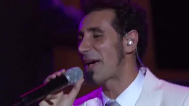 Serj Tankian - Empty Walls - Elect The Dead Symphony