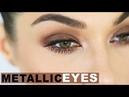 Bronze Metallic Eyes   Eman