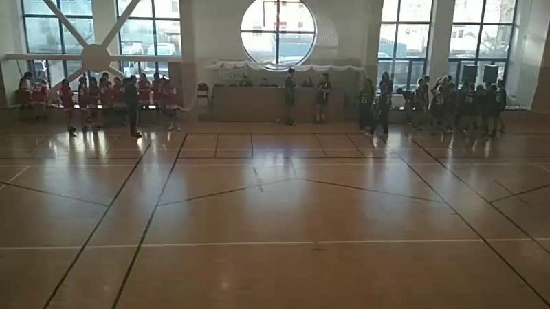 Зональные соревнования первенство России. СШ 76 - СШ 47