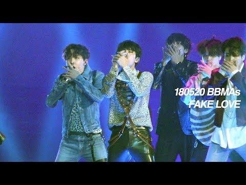 180520 Billboard Music Awards BTS - FAKE LOVE (JIN FOCUS / JIN FANCAM / 석진 직캠)