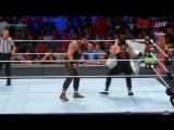 SummerSlam 2017. Brock Lesnar vs Braun Strowman vs Samoa Joe vs Roman Reigns
