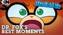 Unikitty Dr Fox's Best Moments Cartoon Network