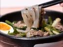 【家常菜食譜】美味的暖胃料理!沙茶牛肉河粉 STIR-FRIED RICE NOODLES WITH BEEF BARBECUE SAUCE