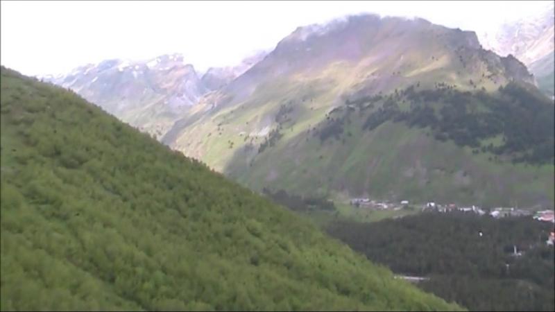 Заоблачные вершины Кавказа