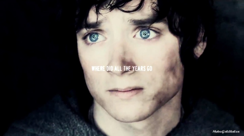 Frodo Sam || Cry until it's over