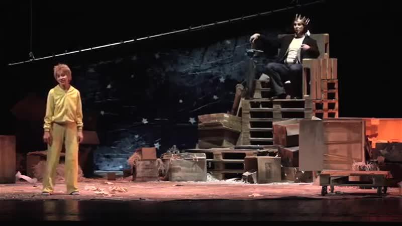 Enrico Melozzi The Little Prince - (TerzettoAh Ecco un suddito)