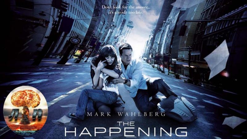 Явление / The Happening (2008) 720HD