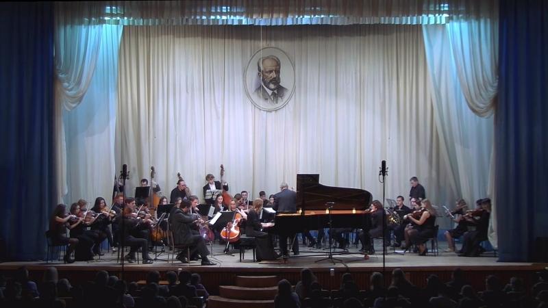 07_Искандирова Александра - Л.В. Бетховен - Концерт №1 III часть