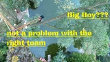 Big Boy over the water - No Problem for the right team !!! o)
