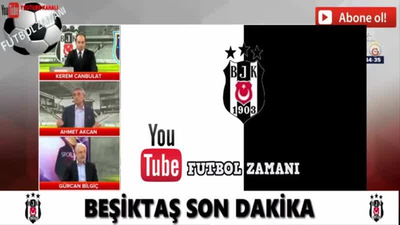 Beşiktaş 2 1 Başakşehir Spor Ajansı 14 Nisan 2019