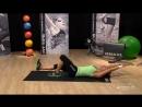 Тренировка для развития мышечного корсета