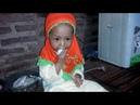 Balita Mengupas Telur Rebus   toddlers peel boiled eggs   Kids Naura Yuan R