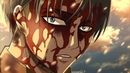 Attack on Titan Season 3 Episode 12 Ending - Levi VS. Mikasa Fight【Spoilers】