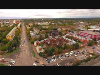 Иваново: не только невесты. Сюжет Первого канала в программе «Доброе утро»
