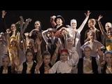 Танцевальный спектакль ансамбля танца О Л И М П И Я Снежная Королева