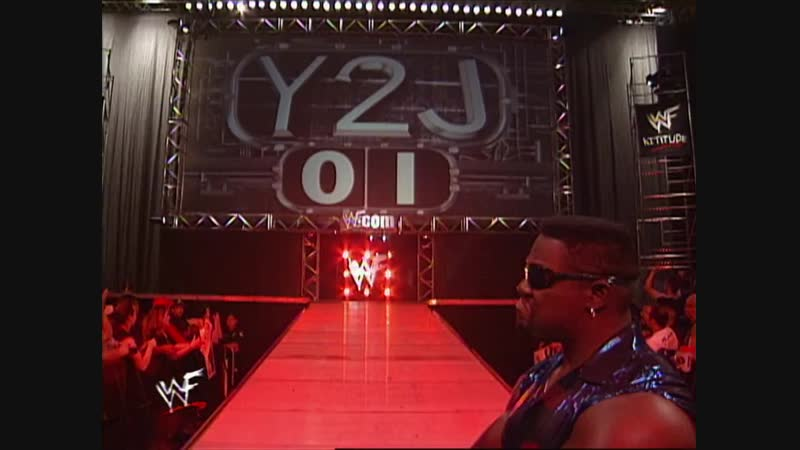 Chris Jericho Vs Mr.Ass - Tom Prichard As Guest Referee - RAW 20.09.1999