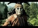 Сцена с поездом Часть 2 Одинокий рейнджер 2013 Full HD 1080p