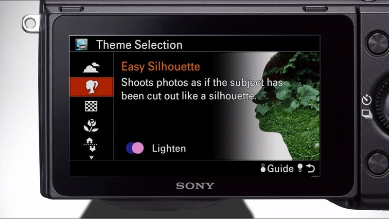 Sony | PlayMemories Camera Apps | Multiple Exposure