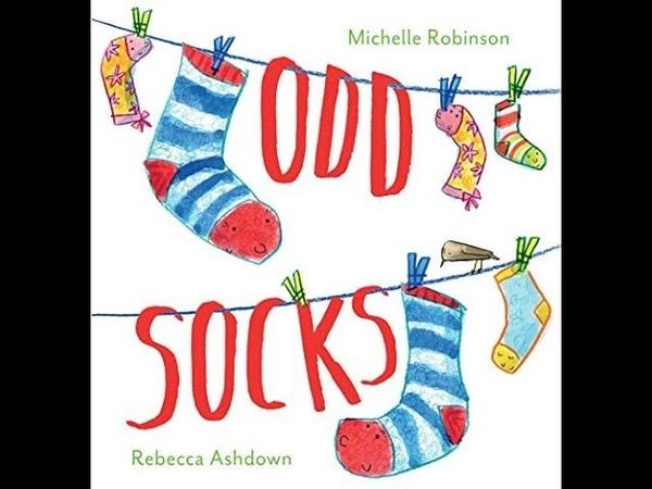 Odd Socks by Michelle Robinson, read aloud - ReadingLibraryBooks