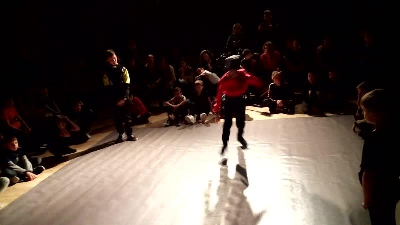 Отбор в First Steps Kids Илья Г и bboy Пико
