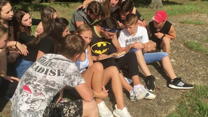 Школа выживания Андриана Чебана 2 летняя школа 2018 1 отряд