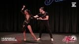Felicien &amp Isabelle - Kizomba show @ LA ROCHELLE LATIN FESTIVAL SBK