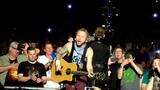 Shinedown at Godsmack, Fivepoint Amphitheater, from pit - Simle Man