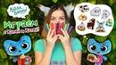 Котики, вперед! - Играем с Катей и Котей - Ферма. Рисуем животных - серия 16 - видео для детей