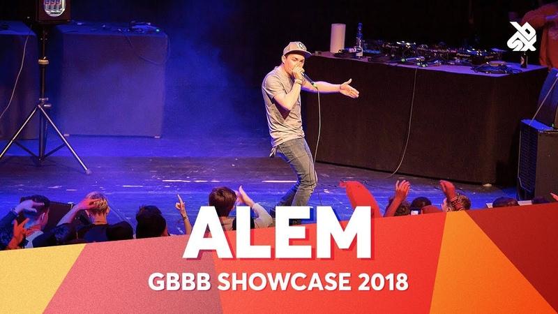 ALEM | GBB Showcase 2018
