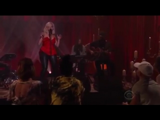 Bebe rexha - i'm a mess & meant to be (live at @big brother 20)