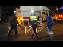 В Туле Volkswagen на полной скорости влетел в дерево трое пострадавших