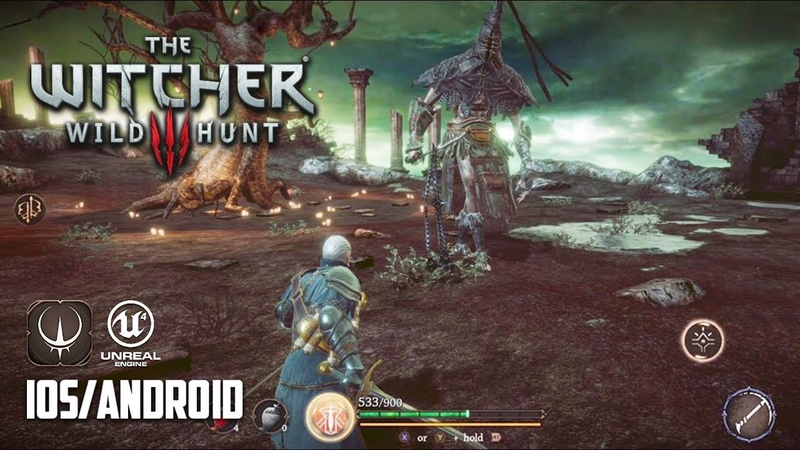 THE PASCAL WAGER iOS Android FIRST GAMEPLAY WITCHER 3 COPY