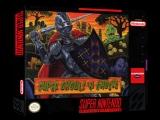 Super Ghouls n Ghosts- Полное прохождение (Super Nintendo).