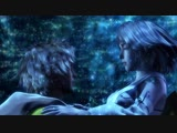 Final Fantasy X Tidus&Yuna Kiss