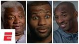 LeBron James, Oscar Robertson and others explain their love of basketball Basketball A Love Story
