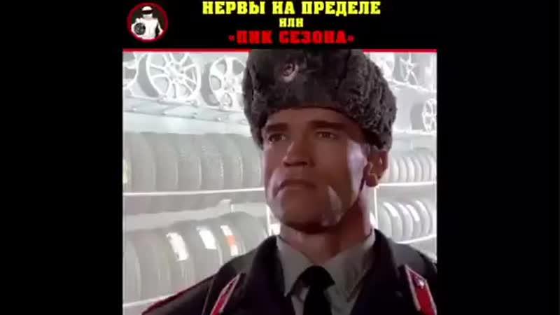 консультант в шинном центре)
