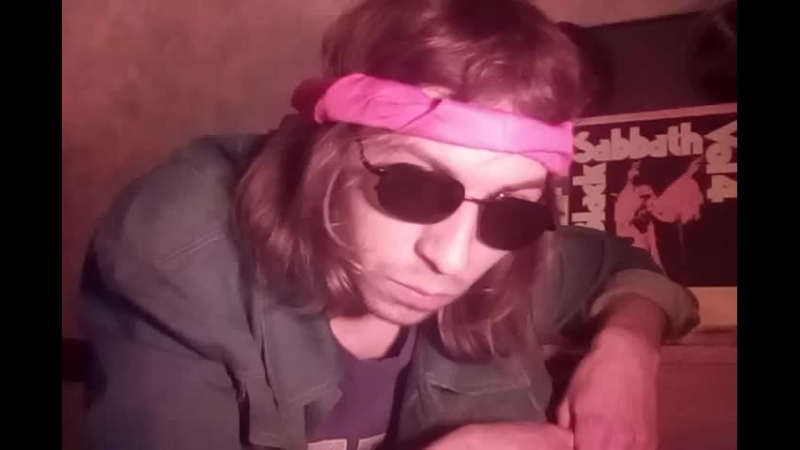 Fucking hippie