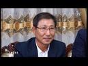 Мулоқоти Раиси вилоят бо роҳбари ширкати Мён Сунг и Кореяи ҷанубӣ