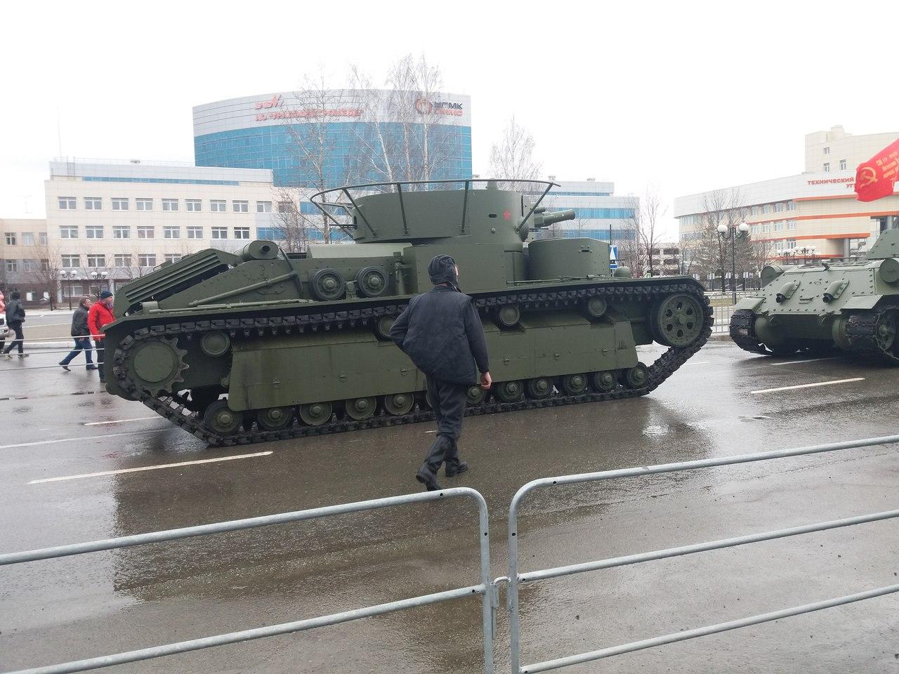 [WWII] Soviet tank development 0kF48FBDuH8